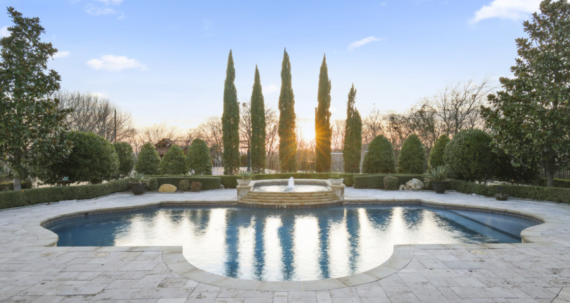 A Mediterranean Villa in Frisco's Starwood Community