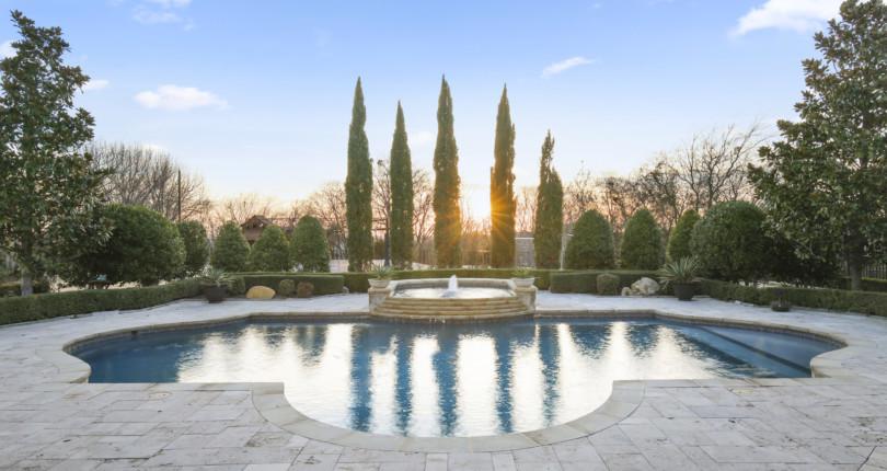 A Mediterranean Villa in Frisco's Starwood Community