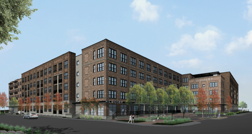Stillwater Capital breaks ground on 336-unit apartment complex in Deep Ellum