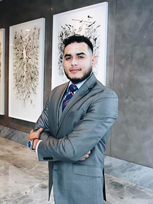 Adrian Manriquez